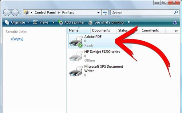 Create PDFs from Microsoft Office