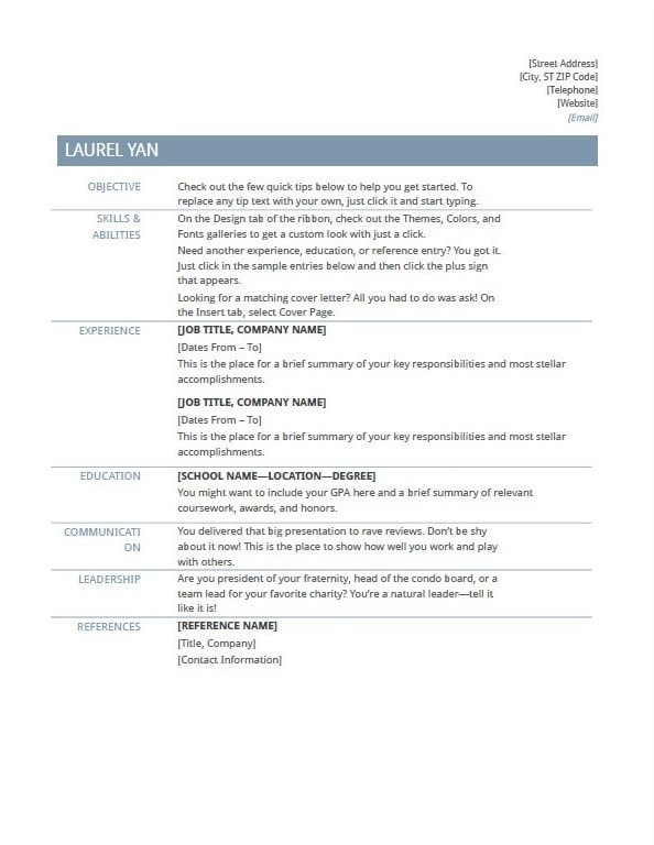 resume format pdf edit 28 images best resume format