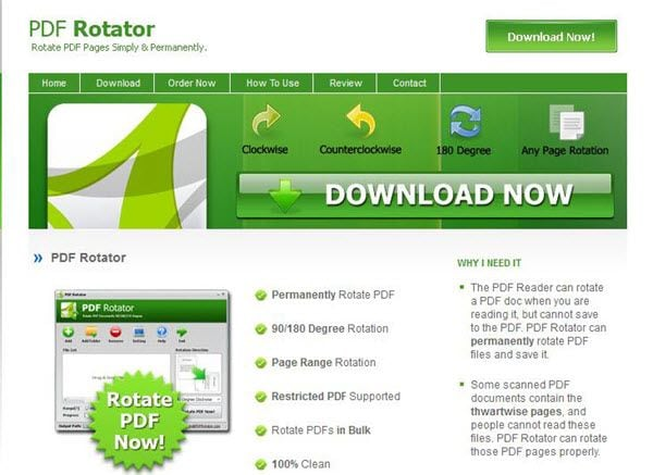 Top 5 Tools to Rotate PDF for Free