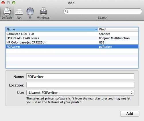 Top 11 Free PDF Creator for Mac OS X (El Capitan Included)