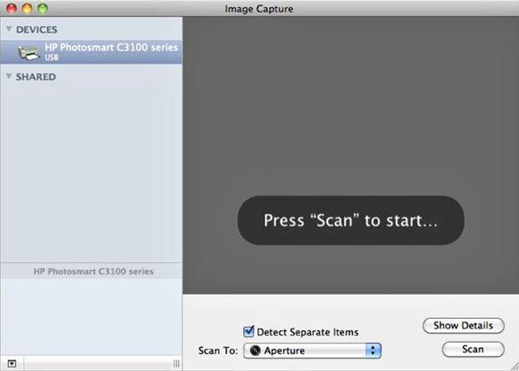 scan to pdf free mac