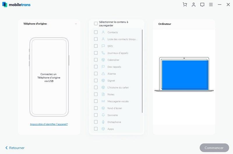 Transfert de fichiers Android sur Mac