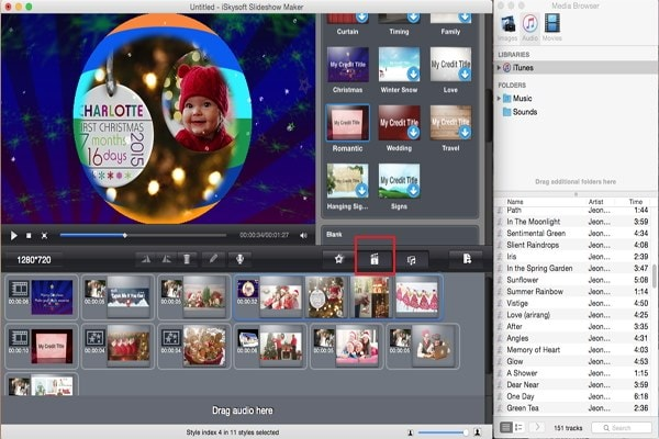How to Create Dynamic Christmas Pictures Album for Rookies