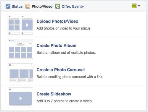 Facebook Slideshow Maker: How to Create Facebook Photo Slideshow with Fun