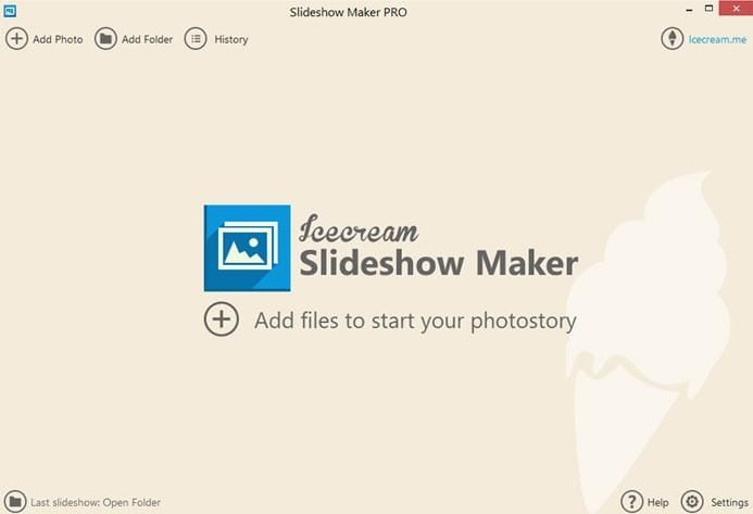 Top 10 Free Picture Slideshow Maker for Mac and Windows