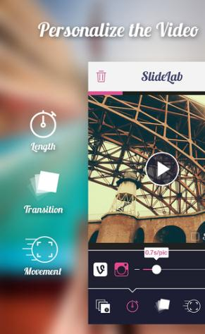 Top 10 Free Photo Slideshow App for iPhone and Android