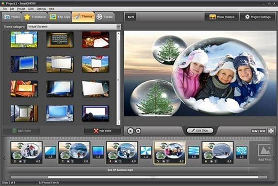 Top 5 Best Free DVD Slideshow Maker for Mac and Windows