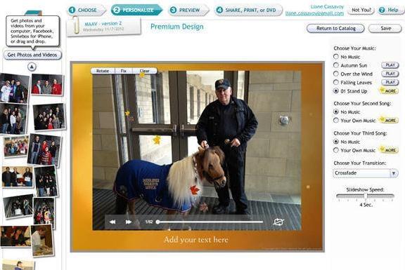 Top 10 Online Slideshow Maker for Amazing Photo Slideshows Online