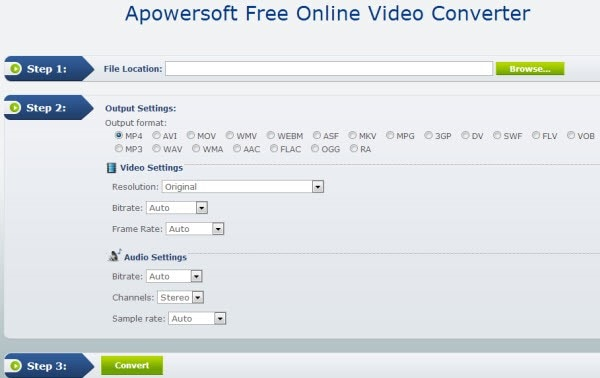 Top 5 MPG to WMV Converters for Free or Online