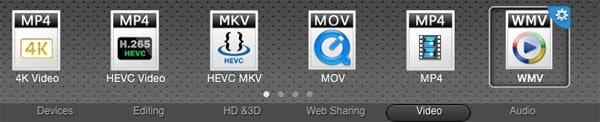 convert 3gp to wmv on mac