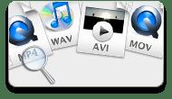 AVCHD files to MP4 Converter Mac