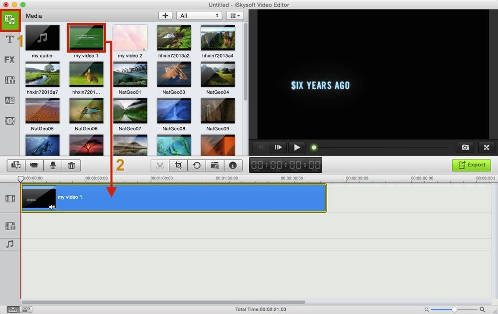 extracting audio from video