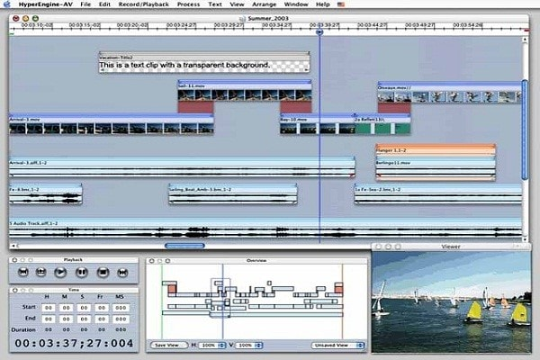 best free mac video editing software