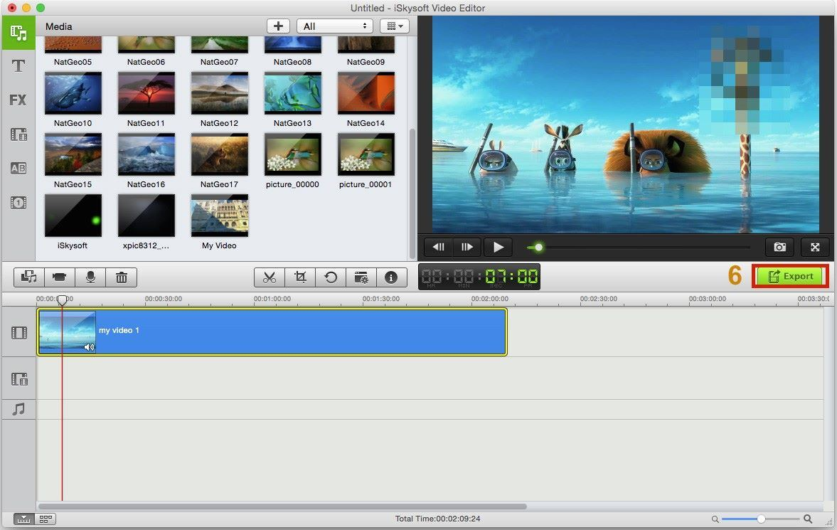 Promo video maker software