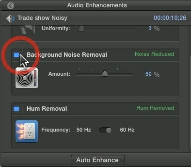 remove audio from video mac