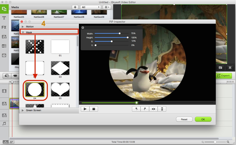 video scene detection