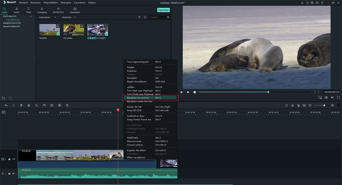 Beste Adobe Premiere Pro Alternatief voor Windows 10