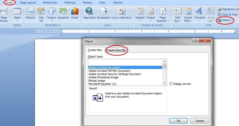 3 Easiest Way to Import PDF into Word