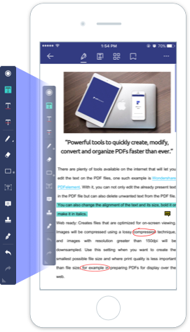 migliore app di markup pdf