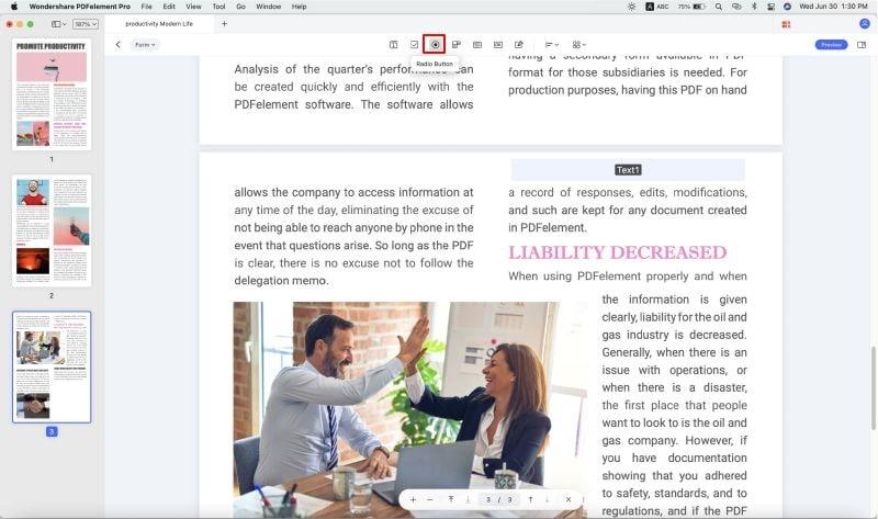 crear formulario pdf rellenable