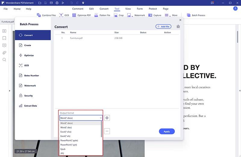 batch convert pdf to text