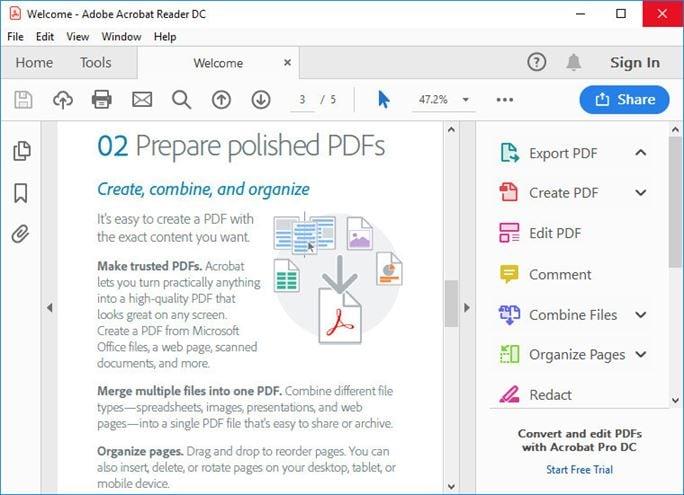Télécharger lecteur pdf pour mac
