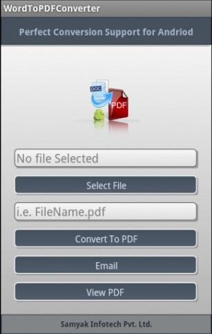 doc naar pdf converter