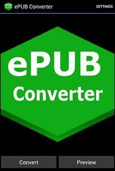 epub converter android