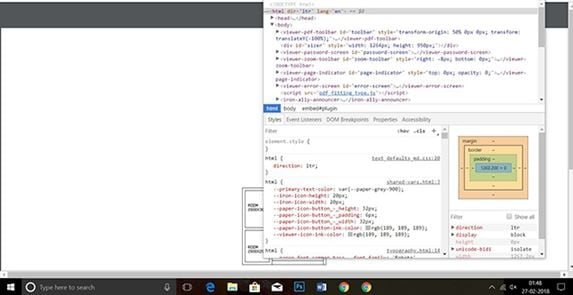 convert pdf to html email