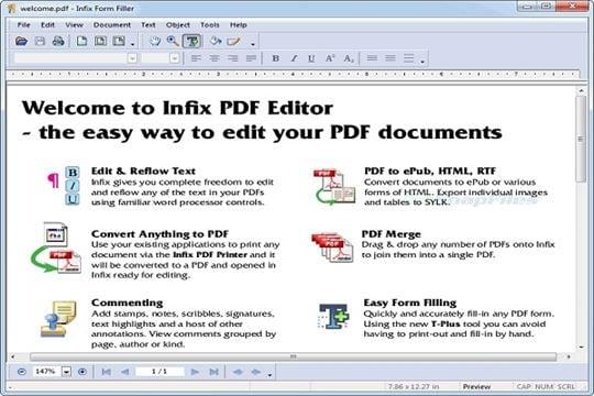 pdf editor for mac os x 10.11