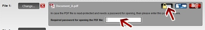 convert protected pdf online