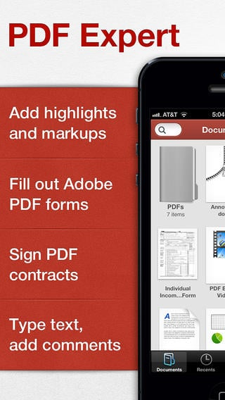 pdf markup app ipad
