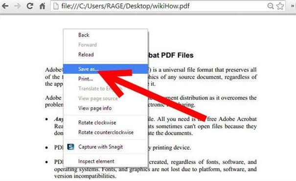 unlock pdf with chrome