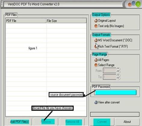 verydoc pdf to xml