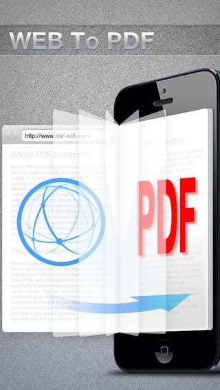 web naar pdf