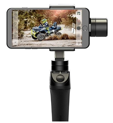 7 Best Phone Gimbal Srtabilizer in 2019 [Comparison Included]