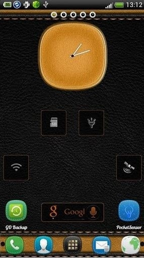 How to Get Android Theme for iPhone (iPhone X)