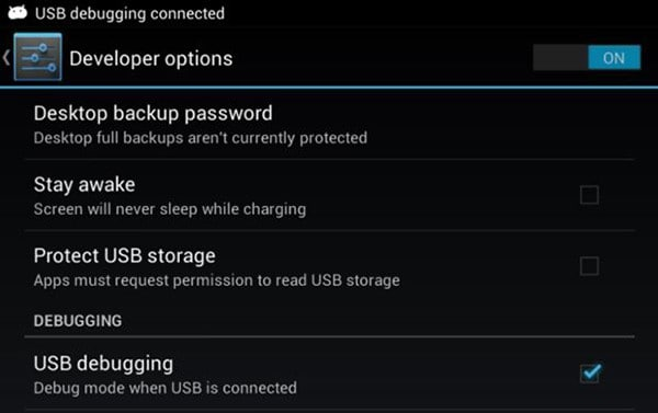 Tips on Android Backup Manager