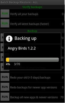 How to Backup Android ROM
