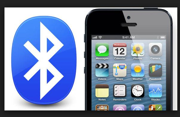 connect iphone to iphone via bluetooth 1
