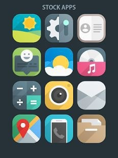 Flui Icon Pack