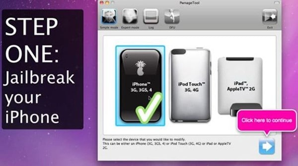 jailbreak the iPhone