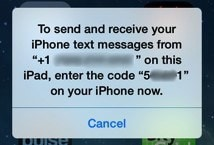 2 Tips on How to Get iPhone Text Message on iPad