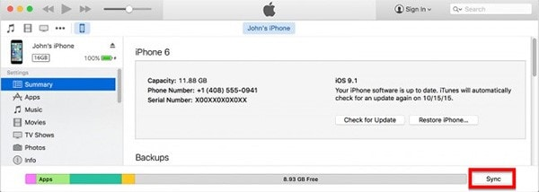 get music iPad to iPhone