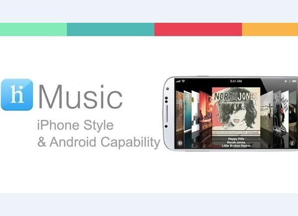 download iphone music player for android