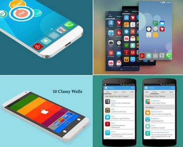 how to install iphone themes on android 2