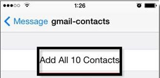 How to Import Contacts to iPhone - iPhone Transfer