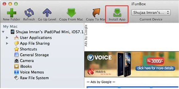 How to Install iPad Apps on iPhone