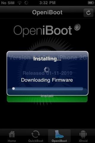 install OpeniBoot