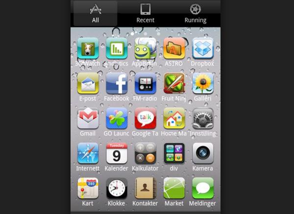 Top 5 iphone themes for android free download.